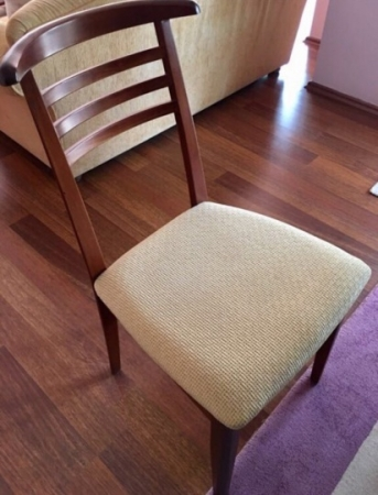 Yemek Masası Sandalyesi