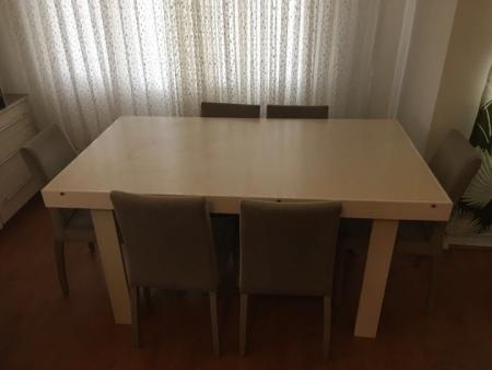 İkinci El Yemek Masası